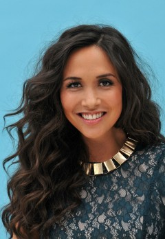 Myleene Klass from hear'say