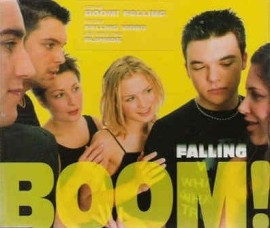 Boom! Falling single featuring Johnny Shentall from hear'say