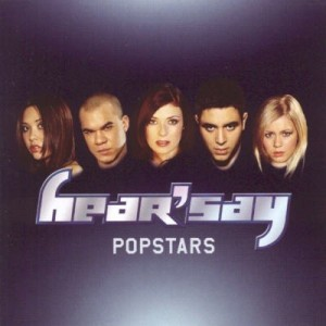 Hear'say Popstars Album
