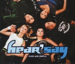 Hear'say Pure and Simple single