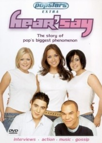 Hear'say's Popstars Extra DVD