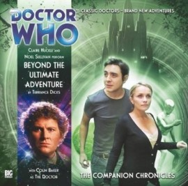Claire Huckle and Noel Sullivan, Doctor Who Beyond The Ultimate Adventure